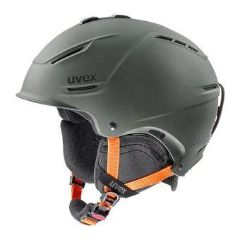 Uvex P1US 2.0 - Casque ski olive mat