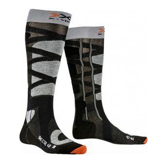 X-Socks CONTROL 4.0 - Calze da sci antracite/grigio