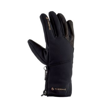 Therm-Ic SKI LIGHT - Gloves - Men's - black