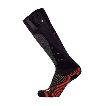 Therm-Ic POWERSOCKS HEAT - Calcetines calefactables hombre black