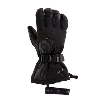 Therm-Ic ULTRA HEAT - Heated Gloves - Men's - black + Batteries