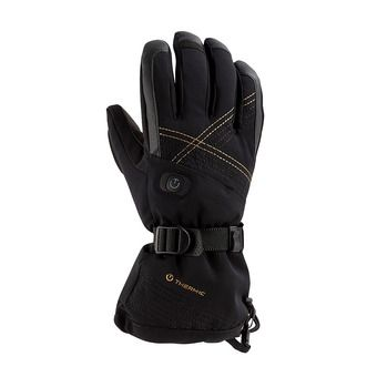 Therm-Ic ULTRA HEAT - Heated Gloves - Women's - black + Batteries