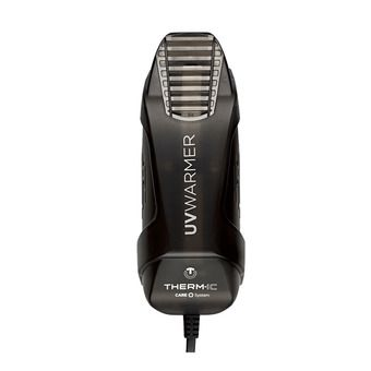 Therm-Ic UV WARMER USB - Asciugascarpe black
