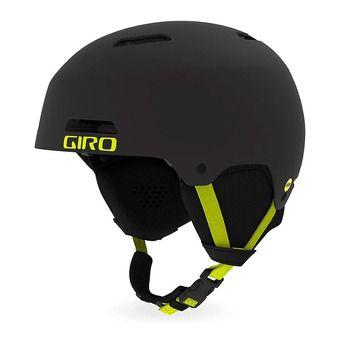 Giro LEDGE FS MIPS - Casque ski wrm blk/ctrn