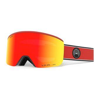 Giro AXIS - Gafas de esquí red element vivid ember