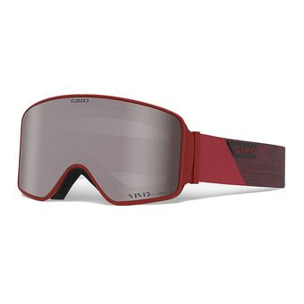 Giro METHOD - Masque ski red peak vivid onyx