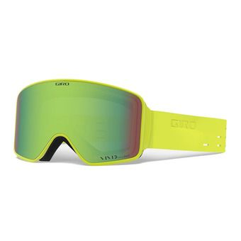 Giro METHOD - Masque ski silicone citron vivid emerald