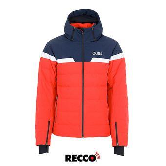 Colmar STELVIO - Chaqueta de esquí hombre bright red/blue black
