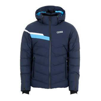 M. DOWN SKI JACKET Homme BLUE BLACK-BLUE BLAC1050-1UA-U67