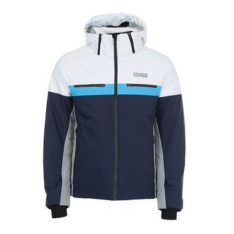 Colmar GREENLAND - Chaqueta de esquí hombre blue black/white/grey