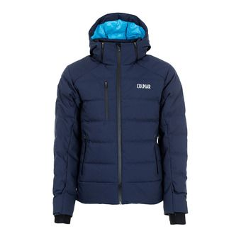 M. DOWN SKI JACKET Homme BLUE BLACK-BLUE BLAC1052-9RT-167