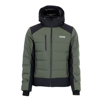 M. DOWN SKI JACKET Homme JUNGLE-BLACK1052-9RT-443