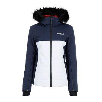 Colmar LAKE LOUISE - Veste ski Femme white/blue black