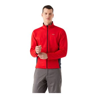 Colmar FULL ZIP STRETCH - Sweat Homme bright red/blue black