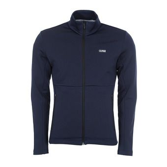 Colmar FULL ZIP STRETCH - Sweat Homme blue black