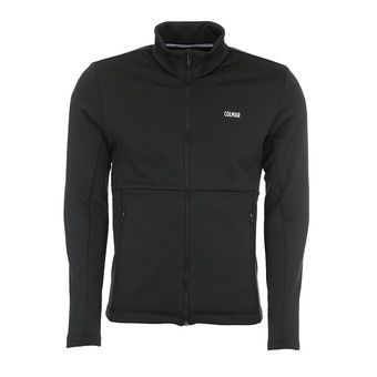 Colmar FULL ZIP STRETCH - Sweat Homme black