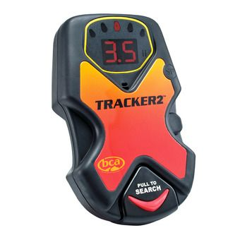 TRACKER T2 Unisexe noir/orange