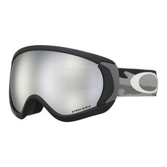 Oakley CANOPY - Masque ski black/prizm snow black iridium