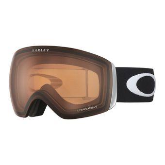 Oakley FLIGHT DECK - Gafas de esquí matte black/prizm persimmon
