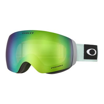 Oakley FLIGHT DECK XM - Masque ski blue/prizm snow jade iridium