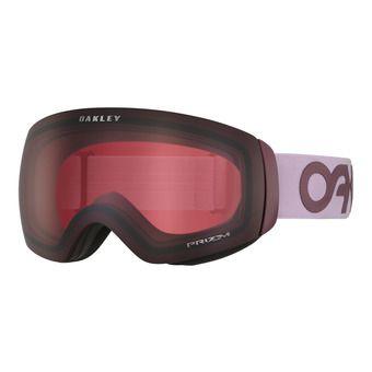 Oakley FLIGHT DECK XM - Gafas de esquí purple/reddish/prizm snow rose