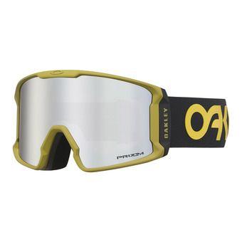 Oakley LINE MINER - Masque ski black/prizm black