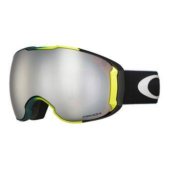 Oakley AIRBRAKE XL - Masque ski yellow/prizm black