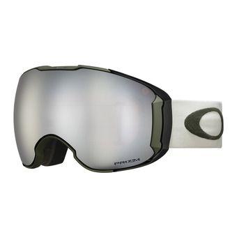 Oakley AIRBRAKE XL - Gafas de esquí green/prizm black