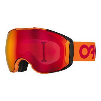 Oakley AIRBRAKE XL - Masque ski orange/prizm torch