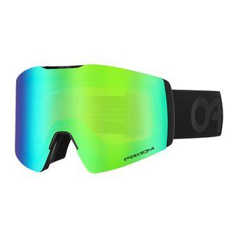 Oakley FALL LINE XL - Masque ski black/prizm snow jade iridium