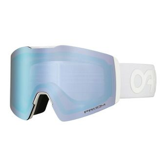 Oakley FALL LINE XL - Masque ski white/prizm snow sapphire iridium