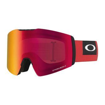 Oakley FALL LINE XL - Masque ski red/prizm snow torch iridium
