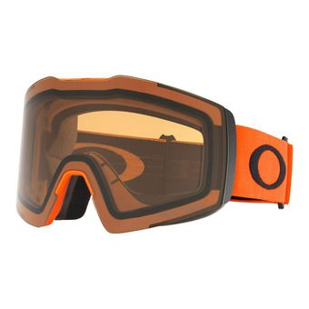 Oakley FALL LINE XL - Masque ski orange/prizm persimmon