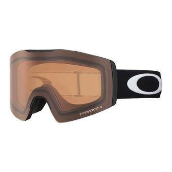Oakley FALL LINE XM - Gafas de esquí matte black/prizm persimmon