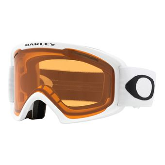 Oakley O FRAME 2.0 PRO XL - Masque ski white/persimmon