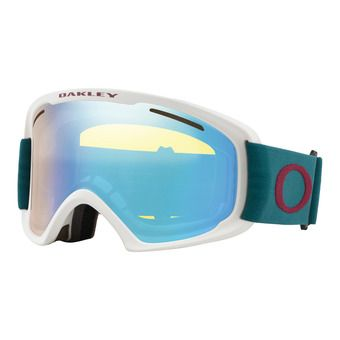Oakley O FRAME 2.0 PRO XL - Masque ski grey/hi yellow