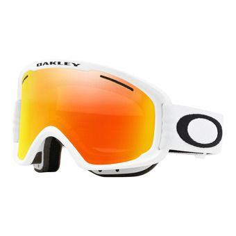 Oakley O FRAME 2.0 PRO XM - Masque ski matte white/fire iridium