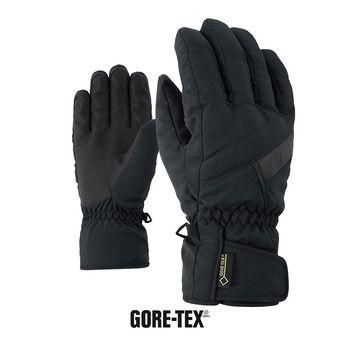 Ziener GAPON GTX - Guanti da sci Uomo black
