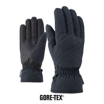 Ziener KIMAL GTX - Guantes de esquí mujer black