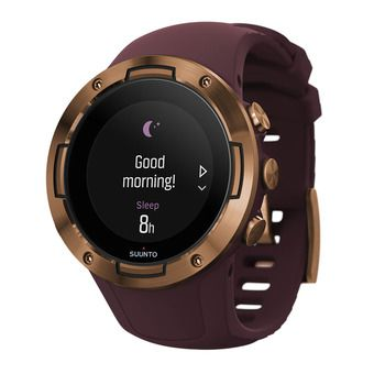 SUUNTO 5 BURGUNDY COPPER Unisexe Burgundy Copper