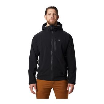 Mountain Hardwear STRETCH OZONIC - Veste Homme black