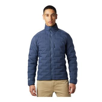Mountain Hardwear SUPER DS - Doudoune Homme zinc
