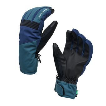 Oakley ROUNDHOUSE SHORT - Gants Homme electric shade