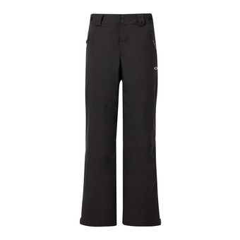 Oakley MOONSHINE INSULATED - Pantalon ski Femme blackout