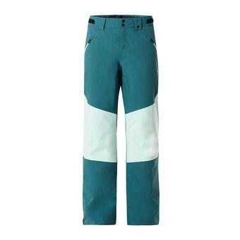 Oakley MOONSHINE INSULATED - Pantaloni da sci Donna electric shade