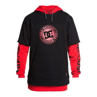 DC Shoes DRYDEN - Sudadera hombre racing red