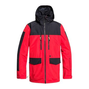 DC Shoes COMPANY - Veste snow Homme racing red