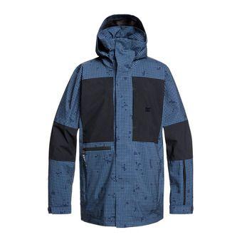 DC Shoes COMMAND - Veste snow Homme blue desert camo