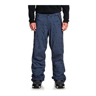 DC Shoes NOMAD - Pantalon snow Homme blue desert camo