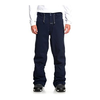 DC Shoes RELAY - Pantalon snow Homme dress blue